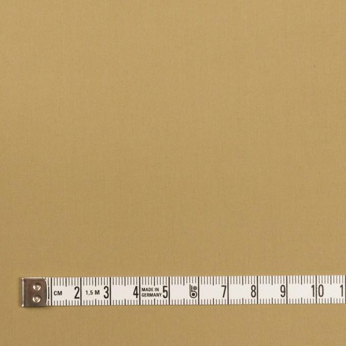コットン×無地(オーカー)×ブロード_全3色 イメージ4