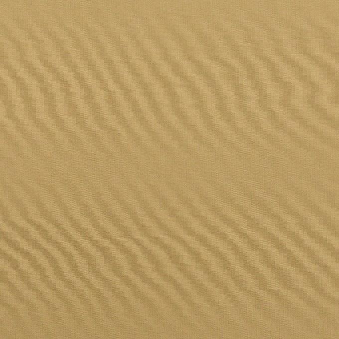 コットン×無地(オーカー)×ブロード_全3色 イメージ1
