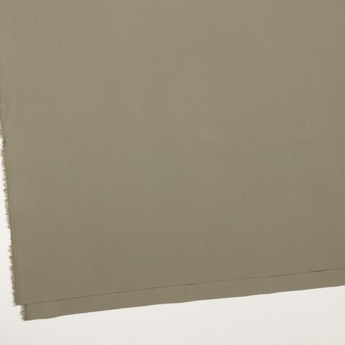 コットン×無地(アッシュカーキグリーン)×ブロード_全3色 イメージ2