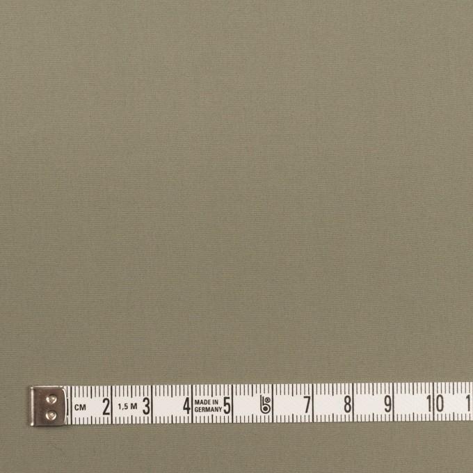 コットン×無地(アッシュカーキグリーン)×ブロード_全3色 イメージ4