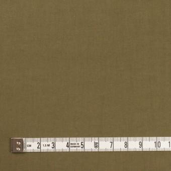 コットン×無地(カーキグリーン)×タイプライター(高密ローン)・ワッシャー_全2色 サムネイル4
