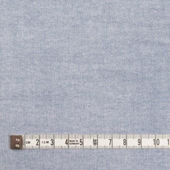 コットン×無地(サックスブルー)×オックスフォード サムネイル4