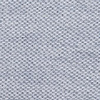 コットン×無地(サックスブルー)×オックスフォード サムネイル1