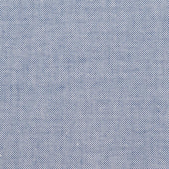 コットン×無地(サックスブルー)×オックスフォード イメージ1