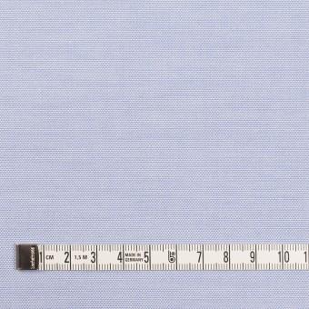コットン×無地(サックス)×オックスフォード サムネイル4