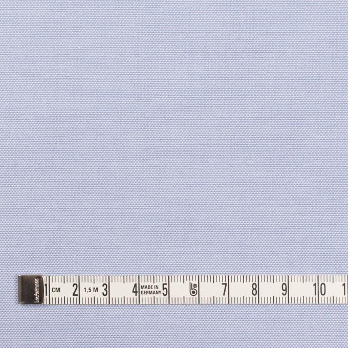 コットン×無地(サックス)×オックスフォード イメージ4