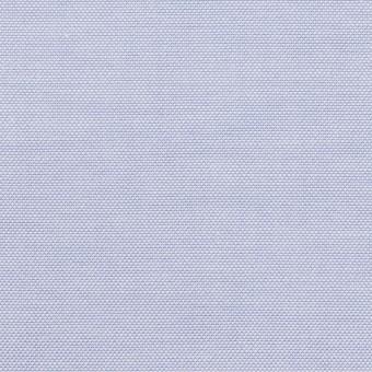 コットン×無地(サックス)×オックスフォード