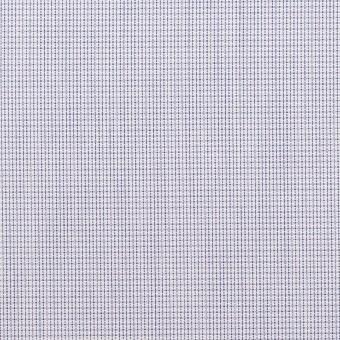 コットン×チェック(ラベンダーブルー)×ブロード サムネイル1