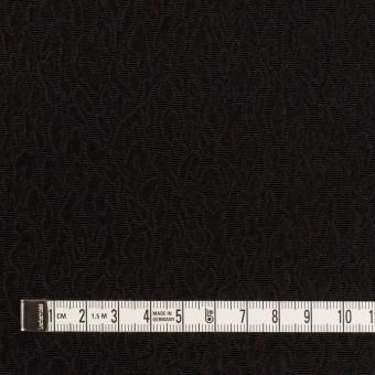 シルク×幾何学模様(ブラック)×フクレジャガード サムネイル4