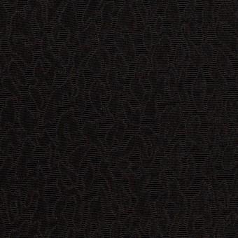 シルク×幾何学模様(ブラック)×フクレジャガード
