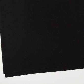 コットン&シルク×無地(ブラック)×グログラン サムネイル2