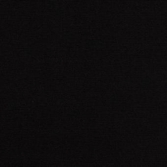 コットン&シルク×無地(ブラック)×グログラン サムネイル1