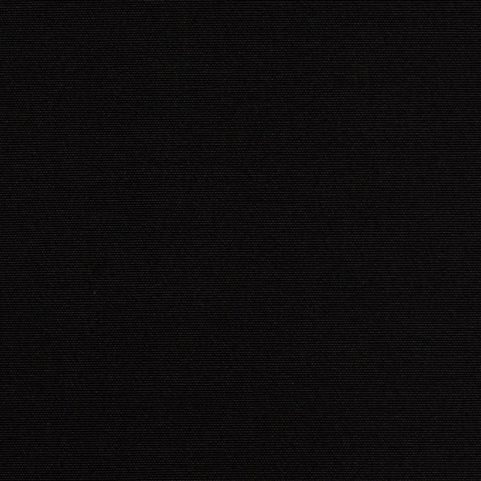 コットン&シルク×無地(ブラック)×グログラン イメージ1