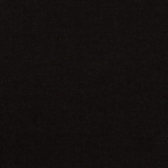 コットン&シルク混×無地(ブラック)×ローン サムネイル1