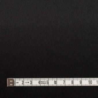 シルク×無地(ブラック)×サテン サムネイル4