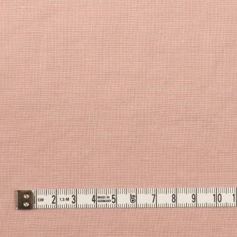 リネン×無地(ピンクベージュ)×薄キャンバス_全30色 サムネイル4