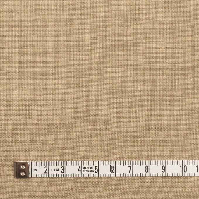 リネン×無地(ビスケット)×薄キャンバス_全30色 イメージ4