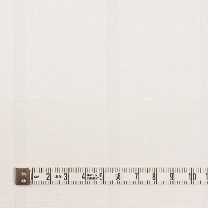 コットン×チェック(ミルク)×ボイルジャガード イメージ4