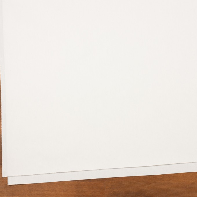 コットン&ポリウレタン×ペイズリー(オフホワイト)×チノクロス・ジャガード イメージ2