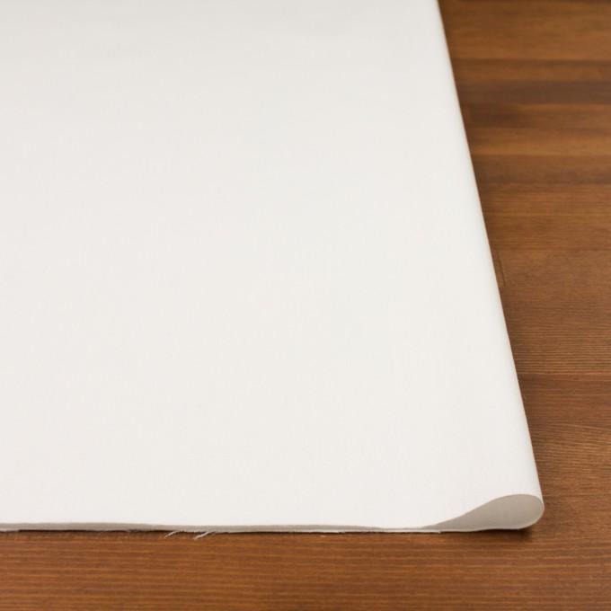 コットン&ポリウレタン×ペイズリー(オフホワイト)×チノクロス・ジャガード イメージ3