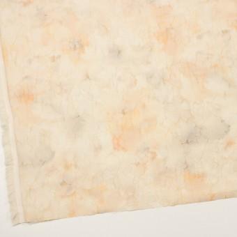ポリエステル×フラワー(カスタード)×二重織ジャガード サムネイル2