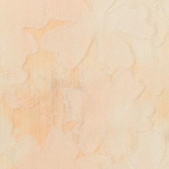 ポリエステル×フラワー(カスタード)×二重織ジャガード サムネイル1