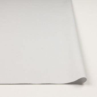 コットン×無地(シルバーホワイト)×サージ_全2色 サムネイル3