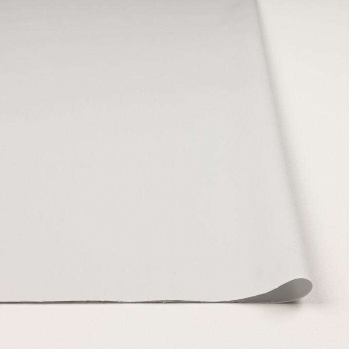 コットン×無地(シルバーホワイト)×サージ_全2色 イメージ3