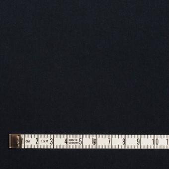 コットン×無地(ダークネイビー)×サージワッシャー_全2色 サムネイル4