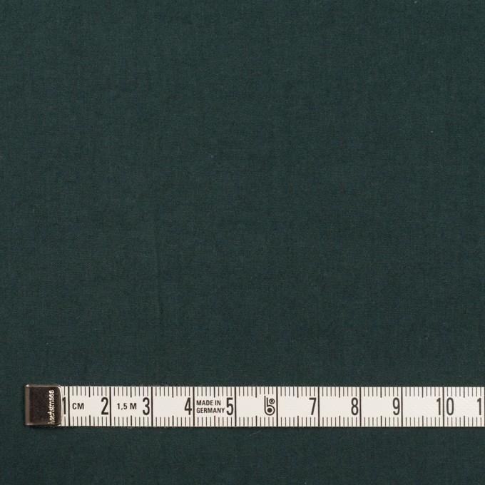 コットン×無地(ダークモスグリーン)×高密ブロードワッシャー_全2色 イメージ4