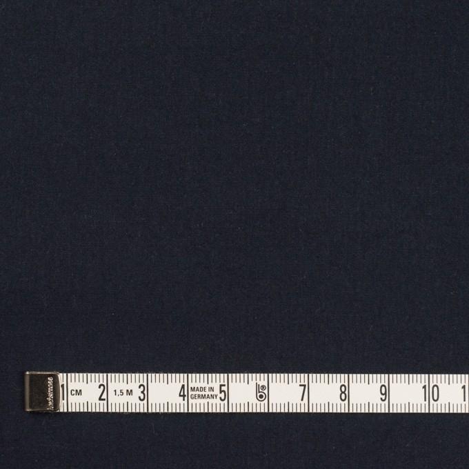 コットン×無地(ダークネイビー)×高密ブロードワッシャー_全2色 イメージ4