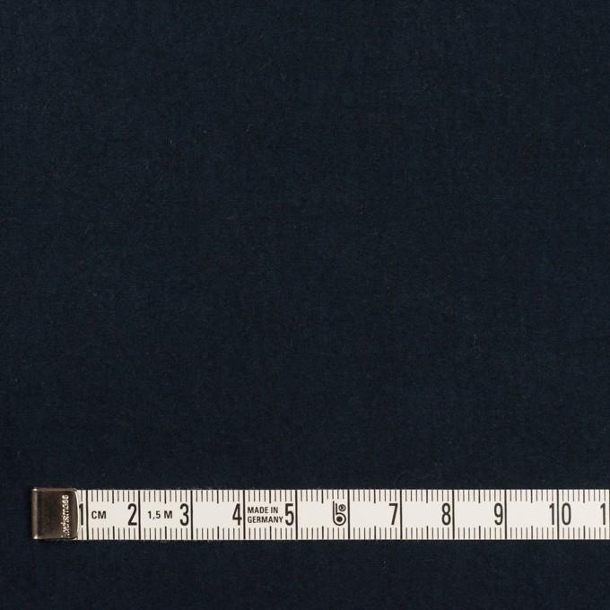 コットン×無地(アッシュダークネイビー)×高密ブロードワッシャー_全2色 イメージ4
