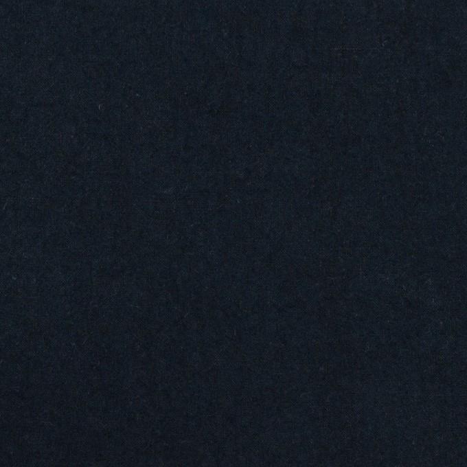 コットン×無地(アッシュダークネイビー)×高密ブロードワッシャー_全2色 イメージ1