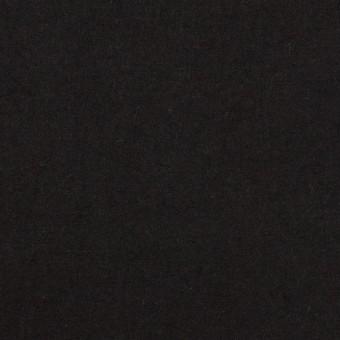 コットン×無地(ブラック)×高密ブロードワッシャー_全2色
