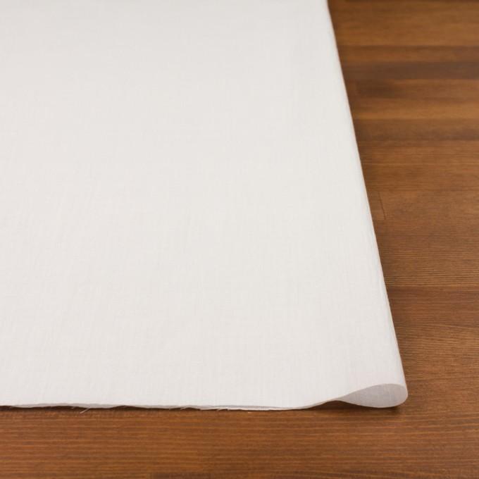 コットン×無地(オフホワイト)×ボイルワッシャー イメージ3