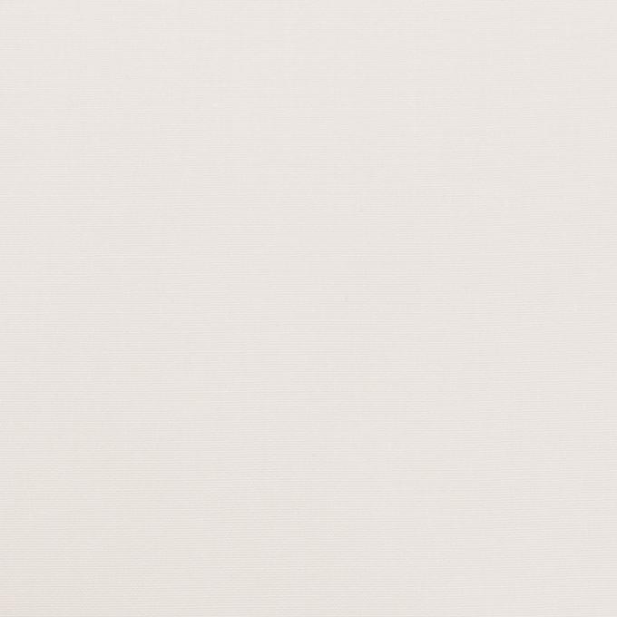 コットン&ポリウレタン×無地(ミルク)×ブロードストレッチ イメージ1