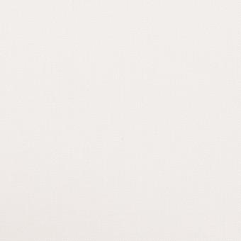 コットン×無地(ホワイト)×斜子織