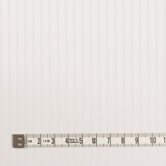 コットン×ストライプ(ホワイト)×サージジャガード サムネイル4