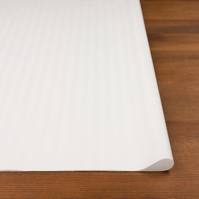 コットン×ストライプ(ミルクホワイト)×ブロードジャガード イメージ3