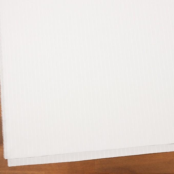 コットン×ストライプ(ミルクホワイト)×ブロードジャガード イメージ2
