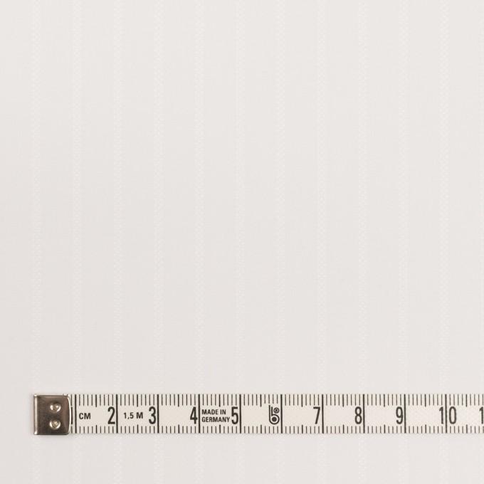 コットン×ストライプ(ミルクホワイト)×ブロードジャガード イメージ4