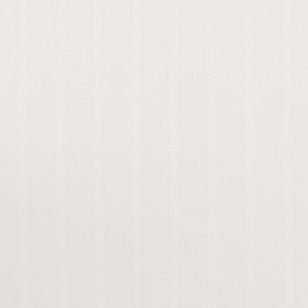 コットン×ストライプ(ミルクホワイト)×ブロードジャガード