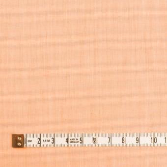 コットン&ナイロン混×無地(オレンジ)×シャンブレー・ローンストレッチ_全8色 サムネイル4
