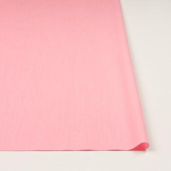 コットン&ナイロン混×無地(ピンク)×シャンブレー・ローンストレッチ_全8色 サムネイル3