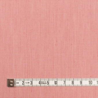 コットン&ナイロン混×無地(アップル)×シャンブレー・ローンストレッチ_全8色 サムネイル4