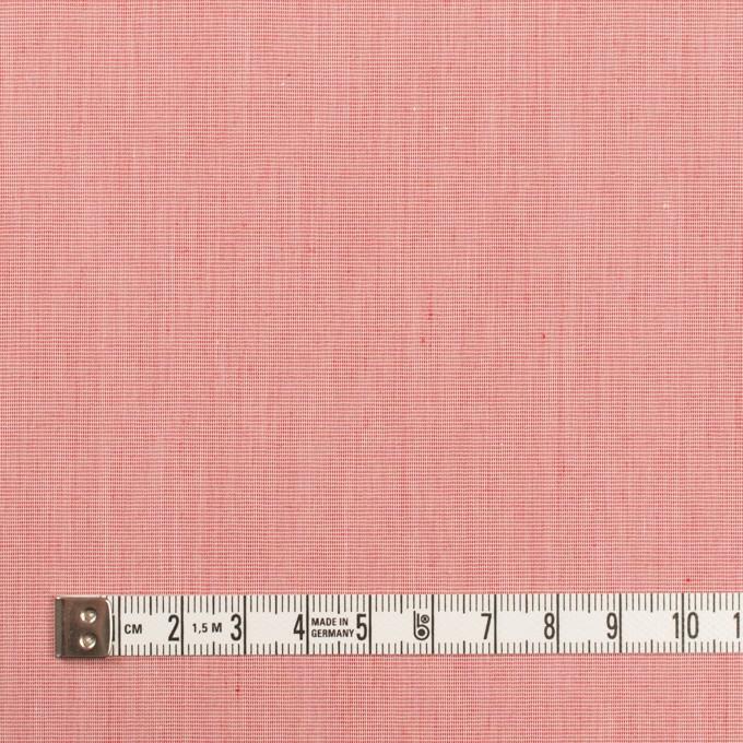 コットン&ナイロン混×無地(アップル)×シャンブレー・ローンストレッチ_全8色 イメージ4