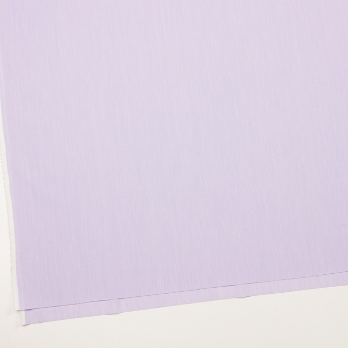 コットン&ナイロン混×無地(グレープ)×シャンブレー・ローンストレッチ_全8色 イメージ2