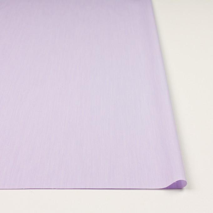 コットン&ナイロン混×無地(グレープ)×シャンブレー・ローンストレッチ_全8色 イメージ3