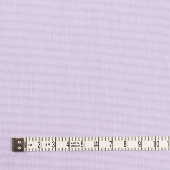 コットン&ナイロン混×無地(グレープ)×シャンブレー・ローンストレッチ_全8色 イメージ4
