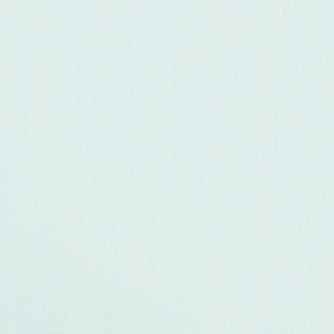コットン&ナイロン混×無地(シャーベットグリーン)×シャンブレー・ローンストレッチ_全8色 イメージ1